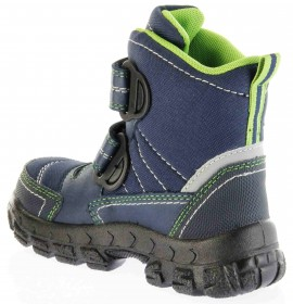 Richter Kinder Winter Stiefel Boots Blinkie Warm blau Tex Jungen 7932-831-7202 atlantic WMS Davos – Bild 5