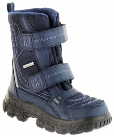 Richter Kinder Winter Stiefel Boots blau SympaTex Warm Jungen 7931-831-7205 atlantic WMS Davos