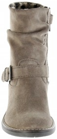 Richter Kinder Winter Stiefel braun Velourleder RichTex Warm Mädchen 4251-441-1900 almond Mary – Bild 6